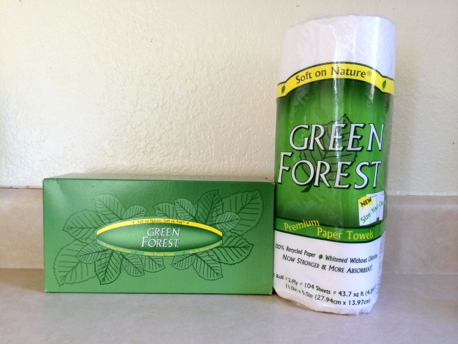 Vegan Cruelty Free Tissues and Paper Towels Rabbit Food Grocery